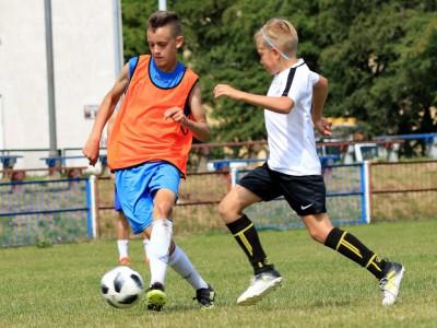 obóz piłkarski w Ustce