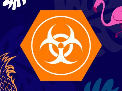 Kolonie i obozy w stanie epidemii