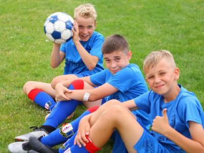 Informacje praktyczne o obozie piłkarskim w Ustce